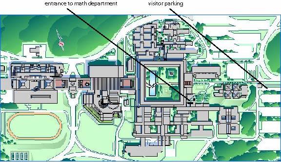 sfu vancouver campus map Maps sfu vancouver campus map